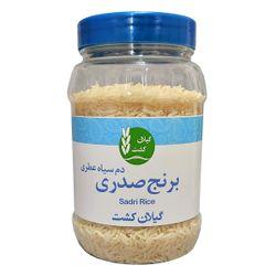 برنج صدری دم سیاه عطری گیلان کشت 500 گرمی