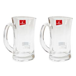 لیوان شیشه ای بلینک مکس مدل ktzb 27 کد hm بسته دو عدی