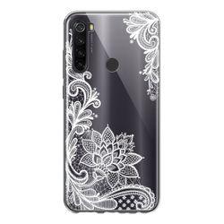 کاور گوشی موبایل مگافون کد C18 -W مناسب برای شیائومی Redmi Note 8T