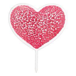 تاپر کیک مدل Heart