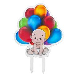 تاپر کیک مدل BABY