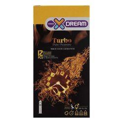 کاندوم ایکس دریم مدل Turbo بسته 12 عددی