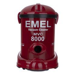 جارو برقی سطلی ایمل مدل MVC 8000 با توان 1400 وات