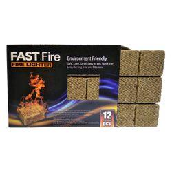 آتشزنه فست فایر مدل p3 بسته 12 عددی