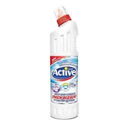 مایع سفید کننده غلیظ سطوح اکتیو مدل White حجم 750 گرم