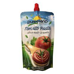 کنسرو رب گوجه فرنگی پوره لند مقدار 400 گرم