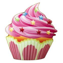 مگنت مدل کاپ کیک ستاره ای کد wmcs