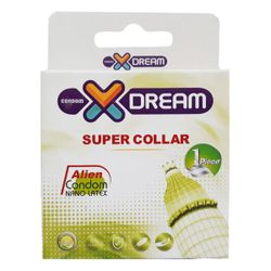 کاندوم ایکس دریم مدل Super Collar