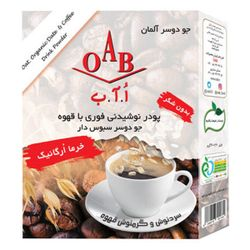 گرمنوش و سردنوش فوری قهوه اُ آ ب مقدار 200 گرم