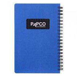 دفتر یادداشت سیمی 100 برگ پاپکو کد NB-647BC