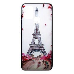 کاور گوشی موبایل طرح ایفل کد CO950 مناسب برای گوشی موبایل سامسونگ Galaxy A21s