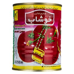 کنسرو رب گوجه فرنگی خوشاب مقدار 800 گرم