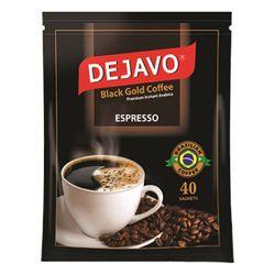 پودر قهوه فوری اسپرسو دژاوو بسته 40 عددی