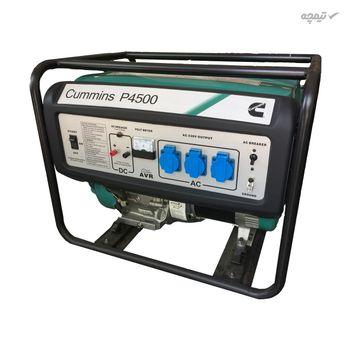 موتور برق کامینز مدل P4500 ولتاژ 230 ولت با 3 خروجی