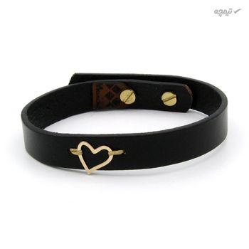 دستبند طلا 18 عیار زنانه مانچو کد bfg201