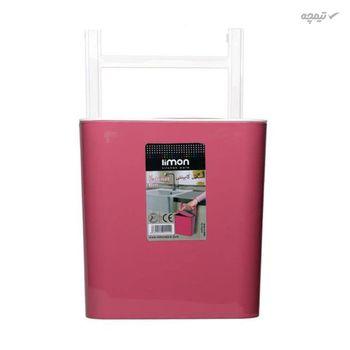سطل زباله پدالی کابینتی لیمون کد m182