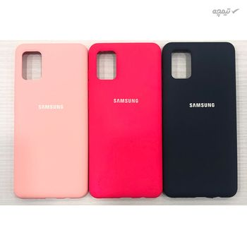 کاور گوشی موبایل مدل SIL-001 مناسب برای سامسونگ Galaxy A31