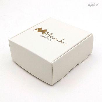 دستبند طلا 18 عیار زنانه مانچو کد bfg190
