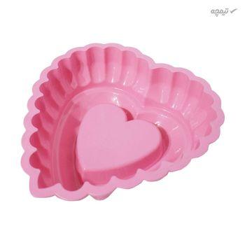 قالب ژله طرح قلب کد 001