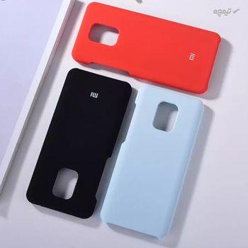 کاور گوشی موبایل مدل silic_09 مناسب برای شیائومی redmi note 9 pro/redmi note 9s