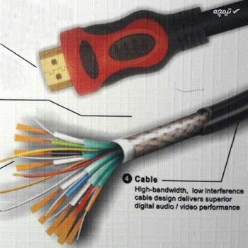 کابل HDMI مدل MAXEEDER به طول 10 متر