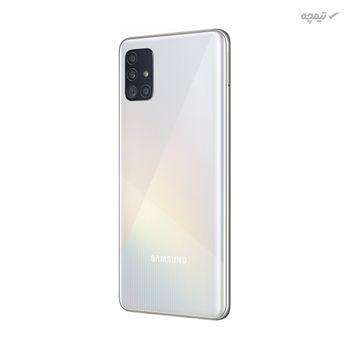 گوشی موبایل سامسونگ مدل Galaxy A51  دو سیم کارت، ظرفیت 128گیگابایت با رم 6 گیگابایت