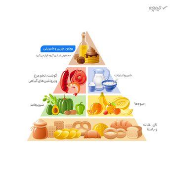 روغن مایع کنجد و کانولا مخصوص پخت و پز و سالاد طبیعت مقدار 810 گرم