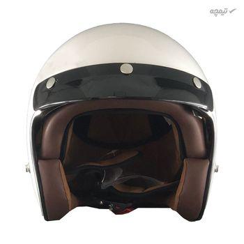 کلاه کاسکت راپیدو مدل 859_WHT