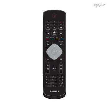 تلویزیون ال ای دی هوشمند فیلیپس مدل 55put6004 سایز 55 اینچ با کیفیت تصویر Ultra HD - 4K
