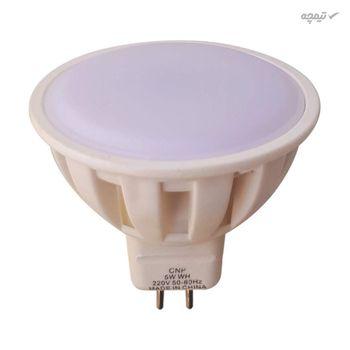 لامپ هالوژن ال ای دی 5 وات مدل CNP پایه سوزنی بسته 4 عددی