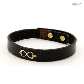 دستبند طلا 18 عیار زنانه مانچو کد bfg187