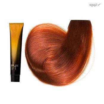 رنگ مو استایکس شماره 1 رنگ مشکی حجم 100 میلی لیتر
