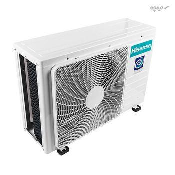 کولر گازی سرمایش و گرمایش هایسنس مدل HIH-09TG 9000 با مصرف انرژی A