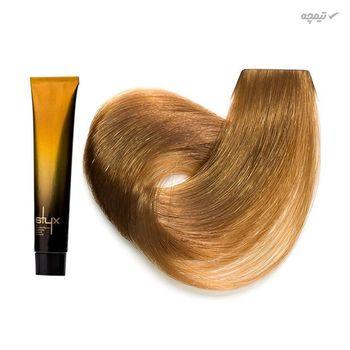 رنگ مو استایکس شماره 6T رنگ بلوند تافی تیره حجم 100 میلی لیتر