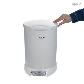 سطل زباله پدالی لیمون مدل 150