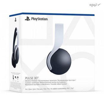 هدست گیمینگ سونی پلی استیشن 5 مدل PLUS 3D