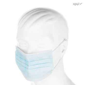 ماسک تنفسی مدل 2925 بسته 50 عددی