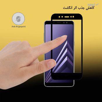 محافظ صفحه نمایش سرامیکی هورس مدل CMC-H مناسب برای گوشی موبایل سامسونگ Galaxy A8Plus 2018