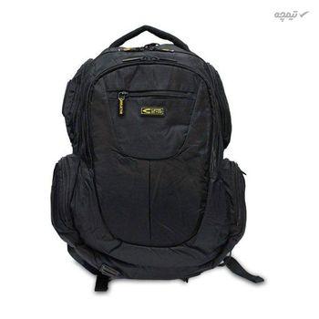کوله پشتی لپ تاپ کمل اکتیو کد 3522 مناسب برای لپ تاپ 15.6 اینچی