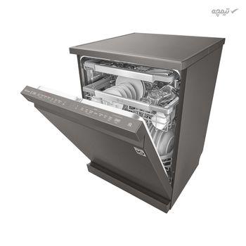 ماشین ظرفشویی ال جی مدل XD90 با ظرفیت 14نفر و مصرف انرژی +++A