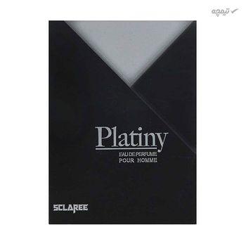 ادو پرفیوم مردانه اسکلاره مدل Platiny حجم 100 میلی لیتری