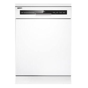 ماشین ظرفشویی سام مدل DW-180 با ظرفیت 14 نفر و مصرف انرژی ++A