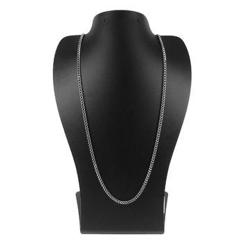 گردنبند مردانه مانچو طرح کارتیر مدل sf010