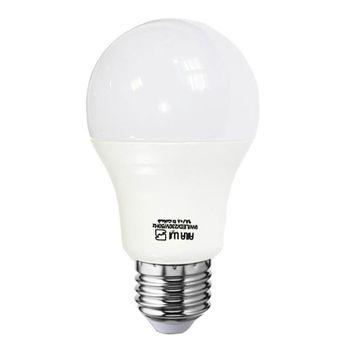 لامپ اس ام دی 9 وات آیلا حبابی مهتابی پایه E27