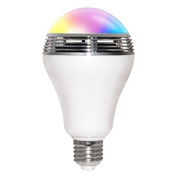 لامپ هوشمند و اسپیکر بلوتوث مدل AWA