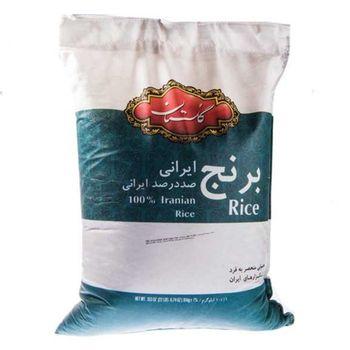برنج ایرانی گلستان مقدار 10 کیلوگرم