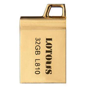 فلش مموری لوتوس مدل L810 ظرفیت 32 گیگابایت با رابط USB 2.0