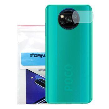 محافظ لنز دوربین نانو کد A12 مناسب برای گوشی موبایل شیائومی Poco X3