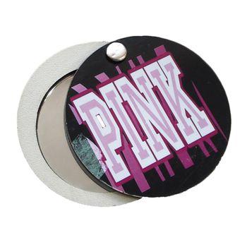 آینه جیبی مدل PINK کد 006