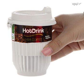 قهوه فوری لپ لپ مقدار 25 گرم